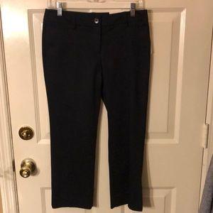 Women's Sz 2 Harold's Blue Cropped pants